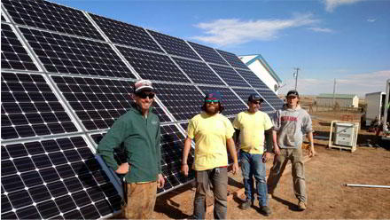 Colorado Solar Panel Installation Services